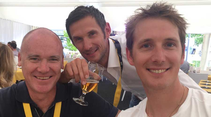 Meet the Schleck brothers